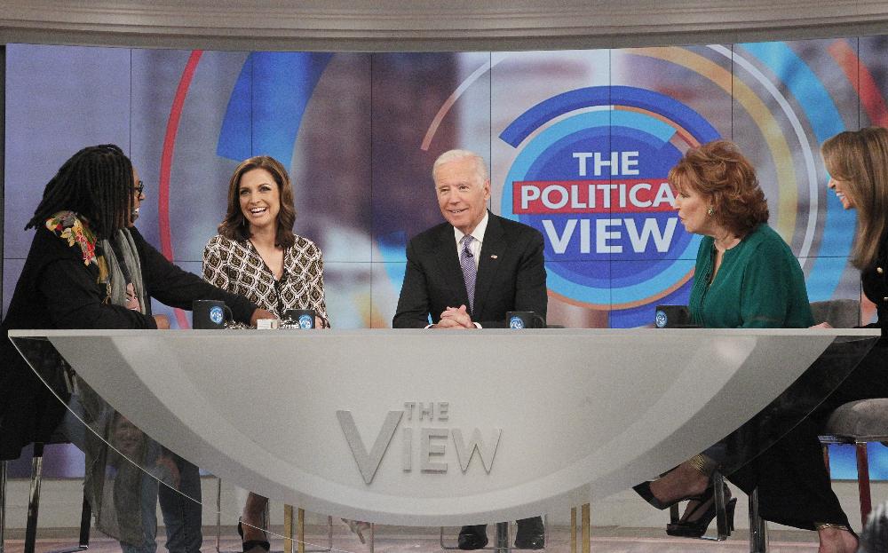 Biden on 'The View'